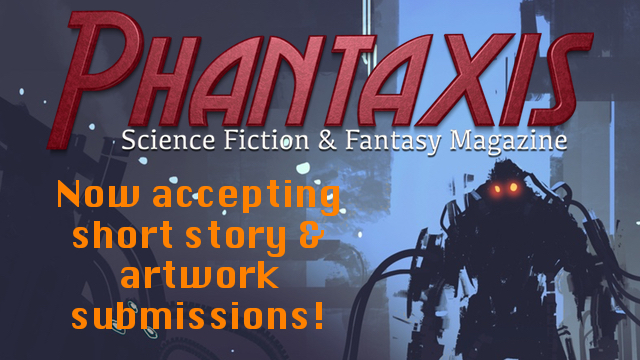 Phantaxis Science Fiction & Fantasy Magazine